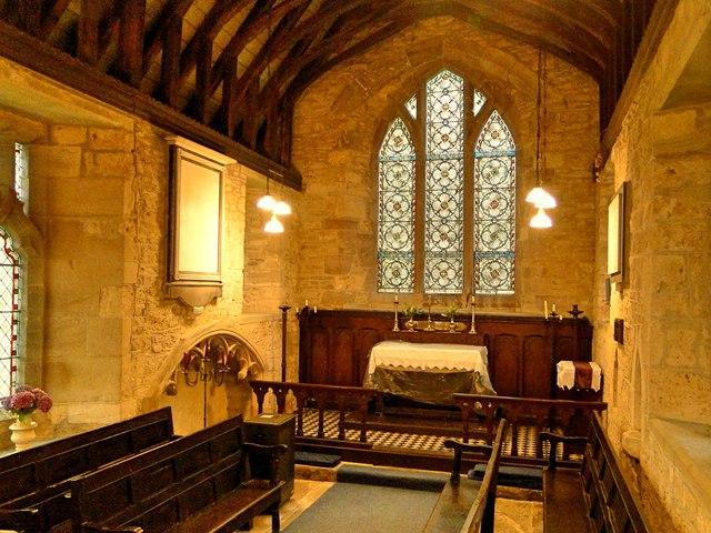 St John the Baptist, Letton