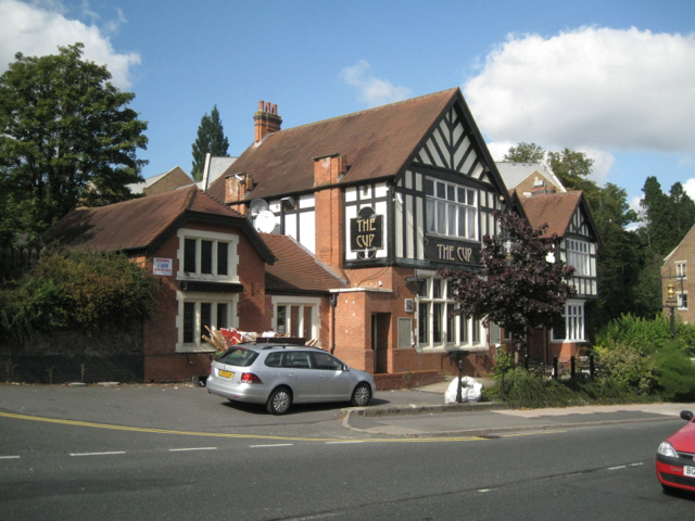 The Cup, Birmingham Road