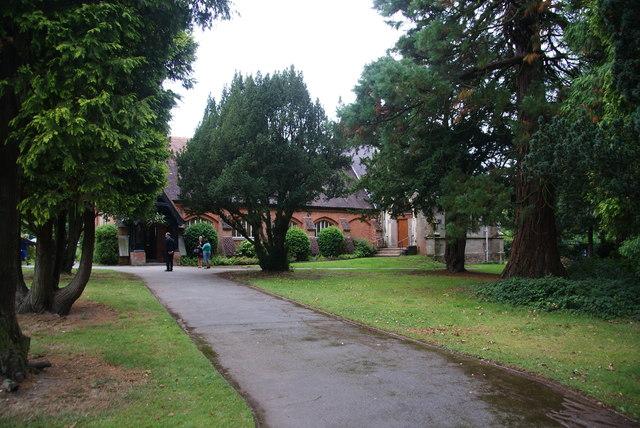 St Philip's Church, Dorridge