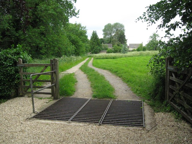Where comrades of the Conqueror once walked-Brimpsfield, Glos