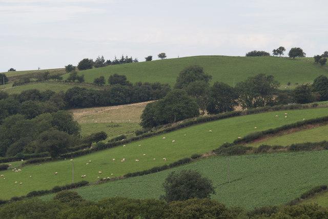Farmland, Llanddeusant
