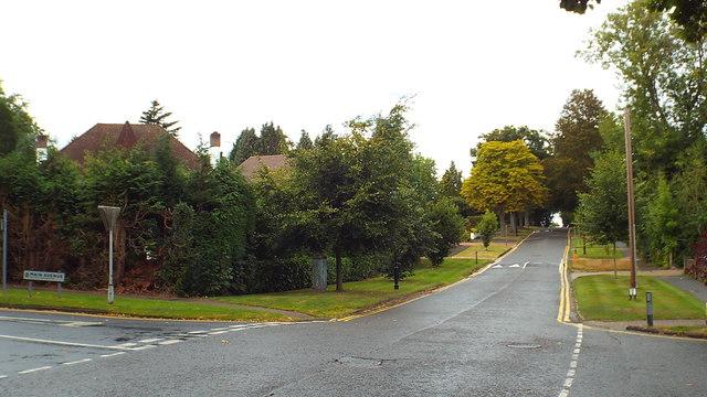 Wolsey Road, Moor Park