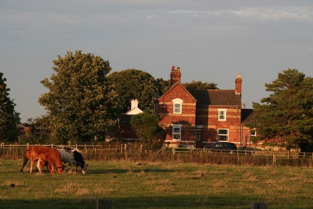 Station House, Theddlethorpe