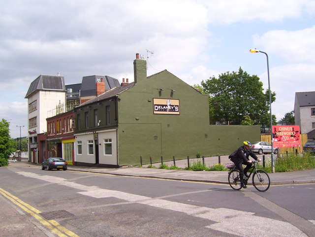 Delaney's Music Bar in mid-May 2011