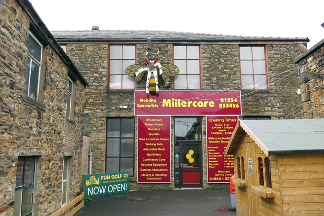 Millercare at Oswaldtwistle Mills