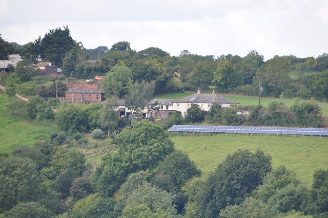 Mid Devon : East Ridge