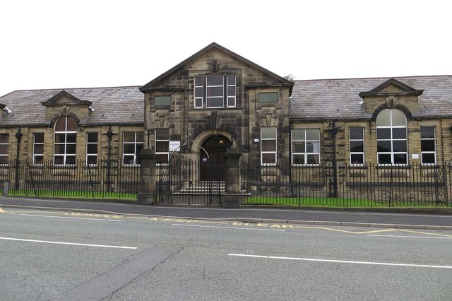 Oswaldtwistle School on Union Road