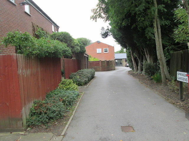 Springwood Gardens - Springwood Road