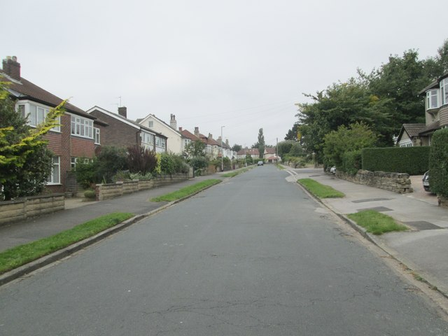 Oakwell Avenue - viewed from Dean Avenue