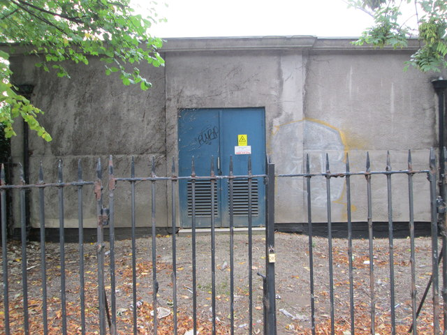 Electricity Substation No 234 - Roundhay Road