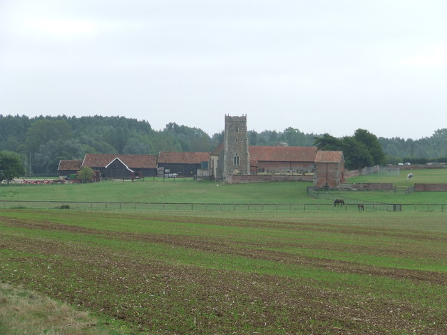 St Mary Letheringham