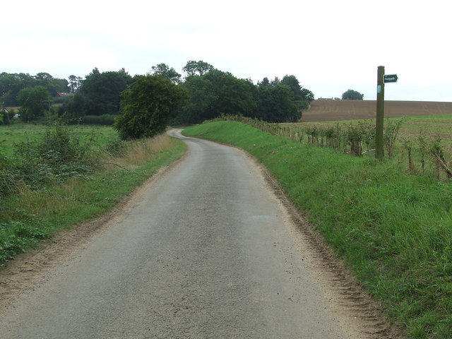 Road And Footpath