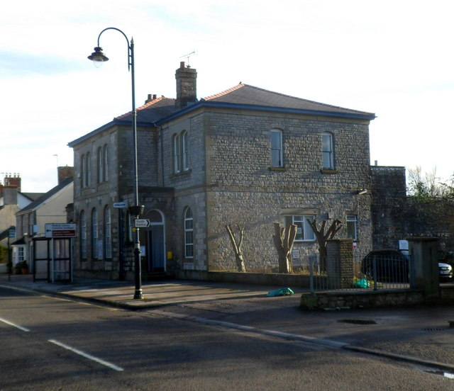 Cowbridge Police Station
