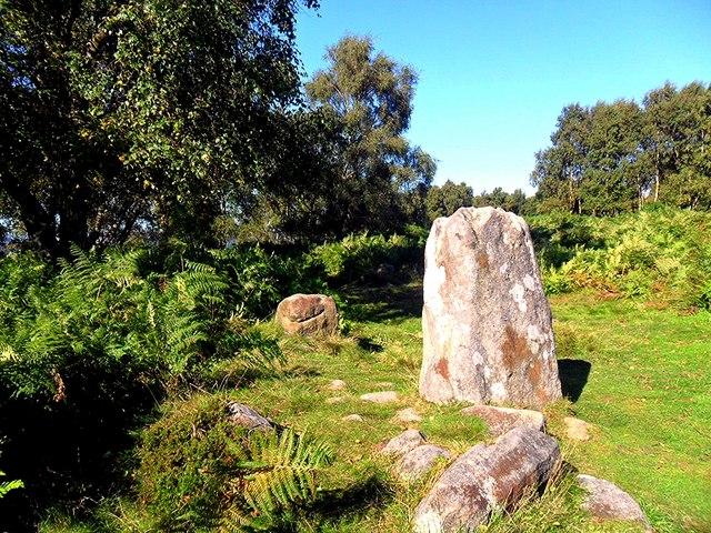 Froggatt Edge Stone Circle