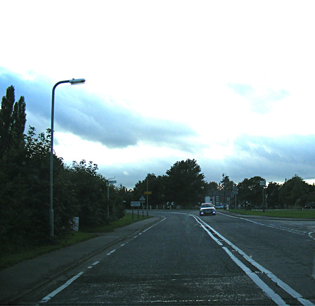 Stratford Road, Deanshanger