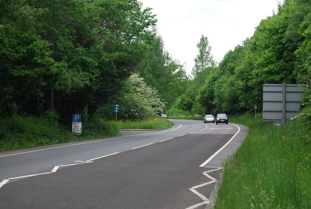 A21 near Robertsbridge