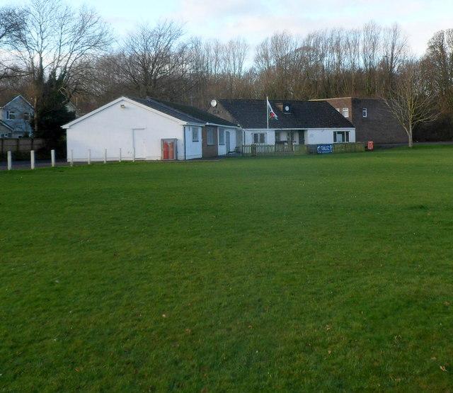 Cowbridge Athletic Club buildings