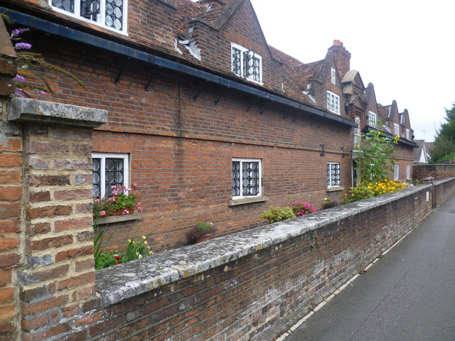 The Smyth Almshouses, Bridge Road