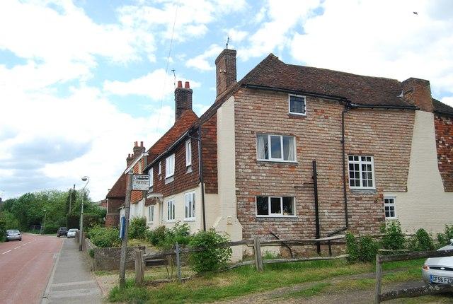 Cottages, Northbridge St