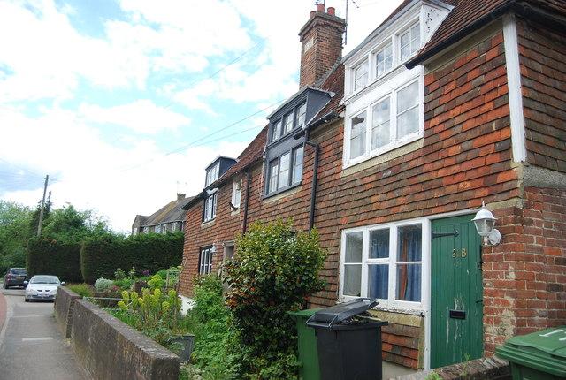 Tiled cottages, Northbridge St