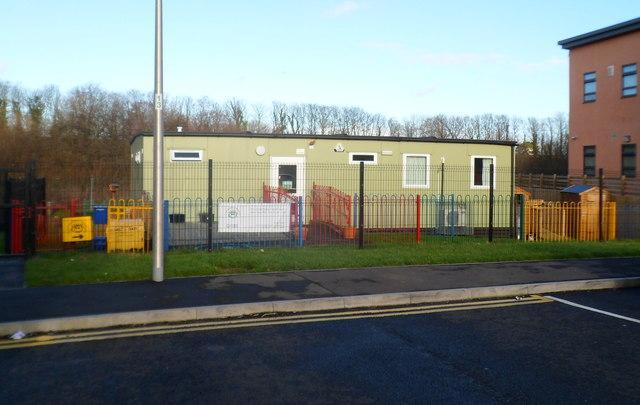 Welsh medium nursery school in Cowbridge