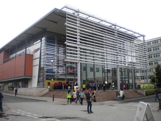 The Campus Centre, De Montfort University