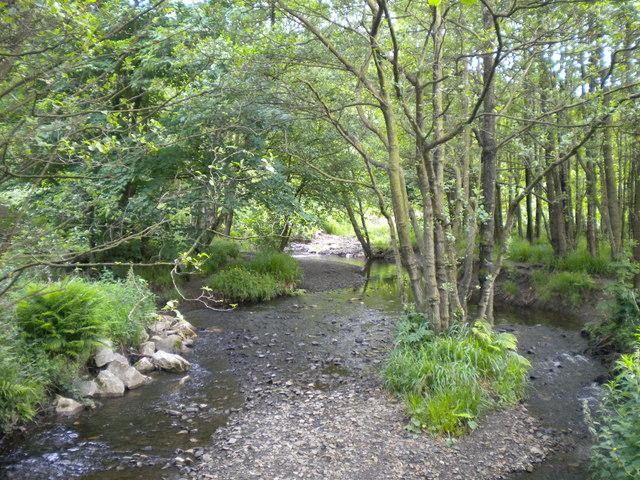 River Churnet near Tittesworth Reservoir