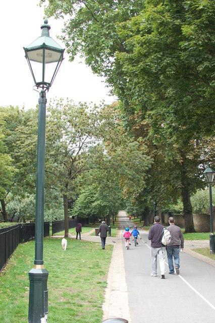 Holland Walk