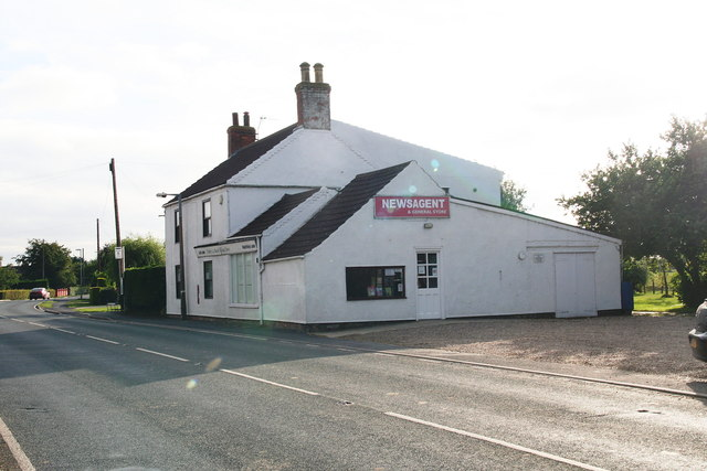 Newsagent and General Stores, Maltby