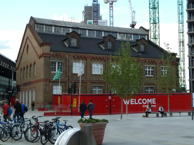 German Gymnasium, King's Cross