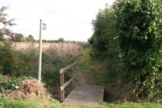 Footpath to Crook Bank