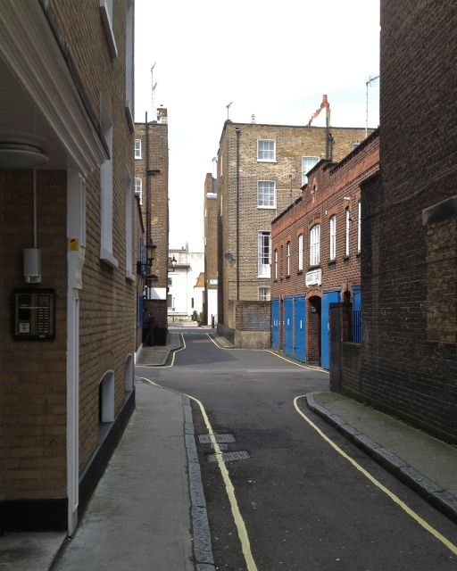Durweston Street, Marylebone