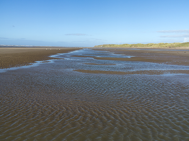 View towards Formby Point