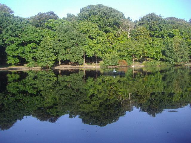 Queen's Mere, Wimbledon Park