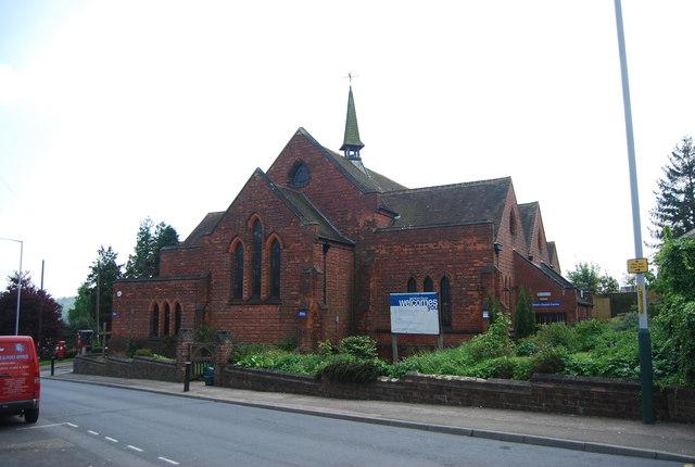 St Matthew's Church, High Brooms