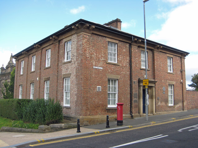 The Gateshead Dispensary 1832 - 1946