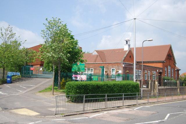 St Matthew's Primary School