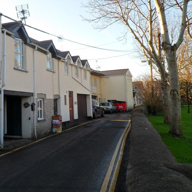 North Road houses, Cowbridge