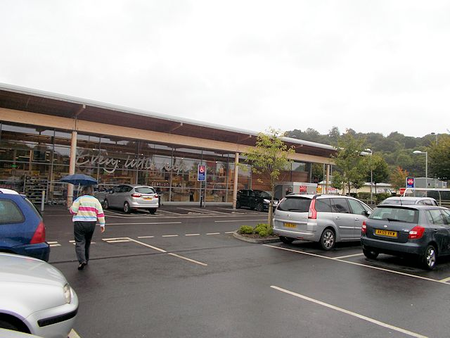 Tesco stores Marlborough