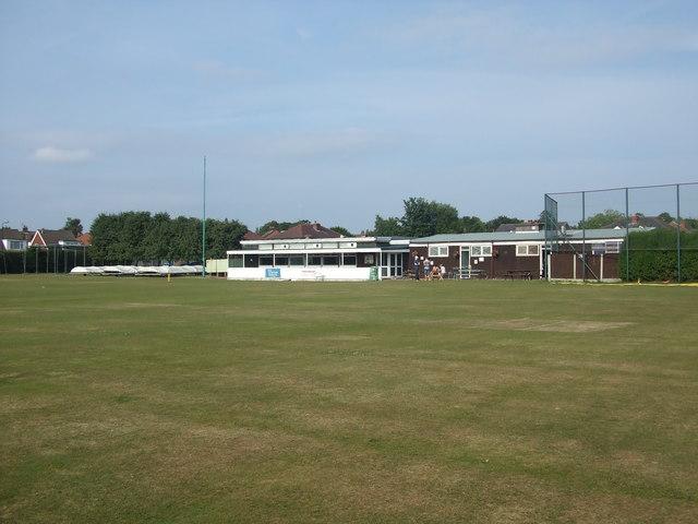 Flixton Cricket Club - Pavilion