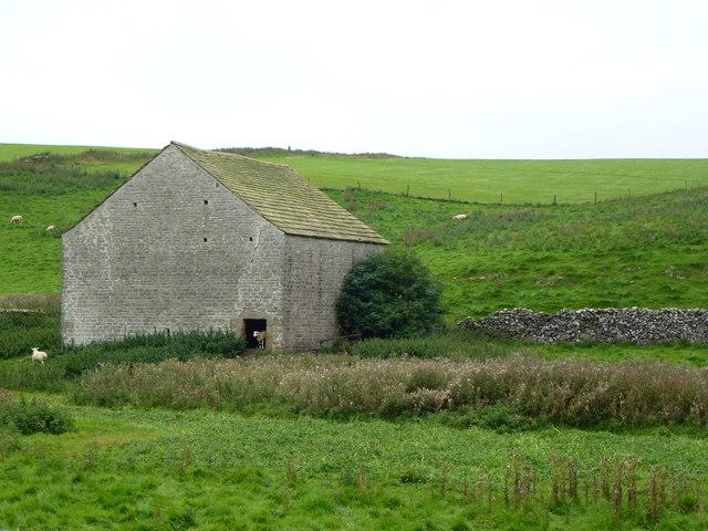 Barn in Dam Dale