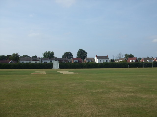 Flixton Cricket Club - Ground