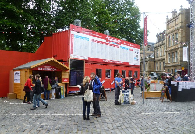 Assembly George Square Box Office