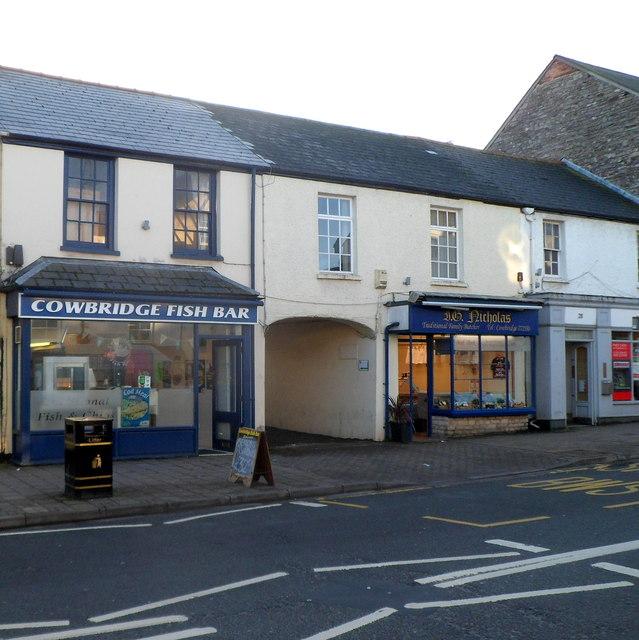Cowbridge Fish Bar