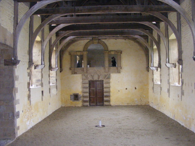 Interior of the Riding School