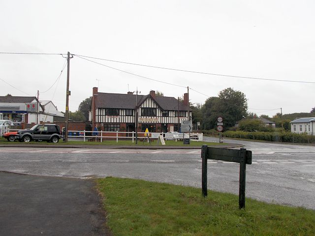 George Inn at Middle Wallop