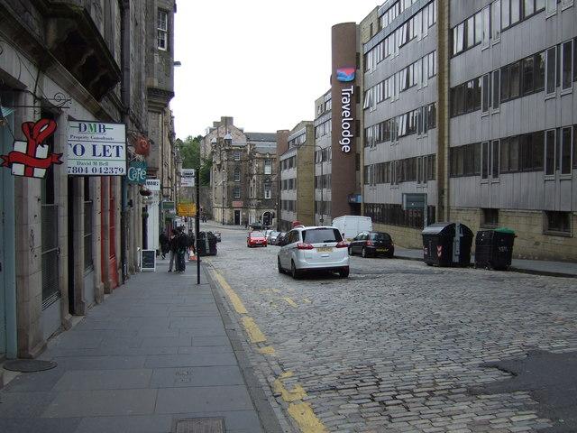 St Mary's Street, Edinburgh
