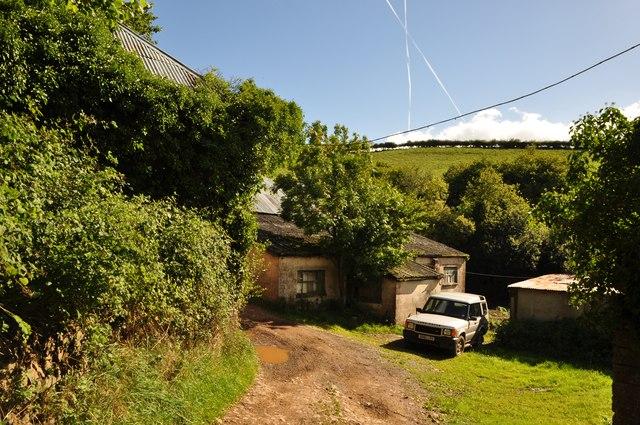Mid Devon : Coombewillis Farm