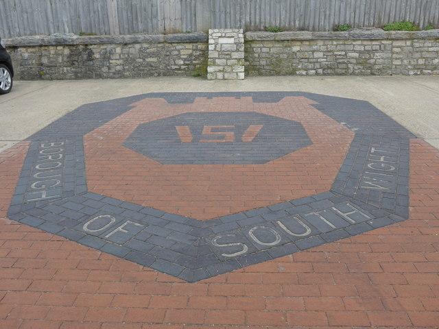 Brickwork logo on The Promenade