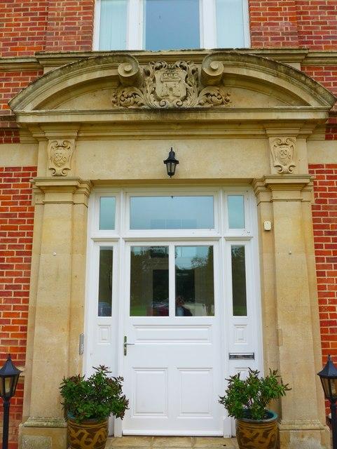 Whitecroft Hospital: door